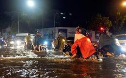 Lãnh đạo công ty thoát nước lý giải việc Hà Nội cứ mưa to là ngập sâu