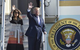 Đệ nhất phu nhân Mỹ Melania sẽ không tháp tùng Tổng thống Donald Trump tới Việt Nam