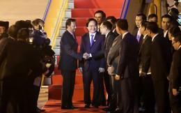 [Video]: Lãnh đạo các nền kinh tế đến Đà Nẵng tham dự APEC 2017