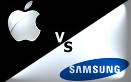 Trải qua một năm thảm họa, cổ phiếu Samsung vẫn vượt mặt Apple