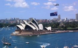 Australia - Đất nước xui xẻo?