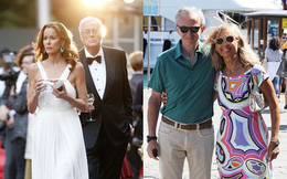 Đây chính là những bóng hồng đứng sau thành công của các tỷ phú Dior, Kenzo, Amazon, Google...
