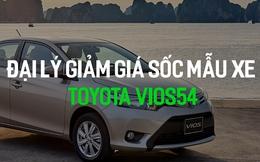 Chiến tranh giá ô tô: Toyota Vios giảm sốc xuống dưới 500 triệu, chỉ hơn Hyundai i10 54 triệu đồng
