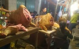 Đi chợ Viềng, mua thịt bò 320.000 đồng/kg