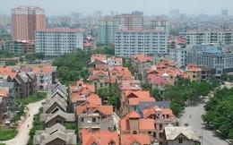 """Chung cư, biệt thự Hà Nội """"dắt nhau"""" tăng giá mạnh"""