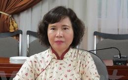 Bà Hồ Thị Kim Thoa nghỉ hưu từ 1/9