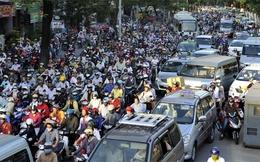 Hà Nội chính thức duyệt đề án dừng xe máy năm 2030