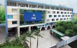 PNJ điều chỉnh giá phát hành riêng lẻ cổ phiếu cho đợt tăng vốn điều lệ