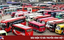 Năm 2030, Hà Nội đóng cửa 4 bến xe