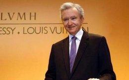 Ông vua hàng hiệu LVMH chính thức nắm toàn bộ thương hiệu Christian Dior