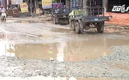 Người dân khốn khổ vì tuyến đường không mưa vẫn ngập ở TPHCM