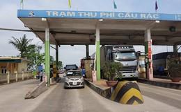 Sau Bến Thủy, hàng trăm xe ôtô kéo đến phản đối trạm thu phí Cầu Rác