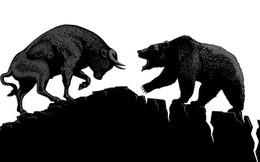 """Thị trường """"Xanh vỏ đỏ lòng"""", VnIndex vẫn tăng gần 2 điểm nhờ cổ phiếu Bluechips"""