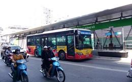 Mất an toàn khi cho xe bus thường vào làn BRT