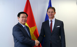 Việt Nam, EU cùng nỗ lực để sớm ký và phê chuẩn Hiệp định EVFTA