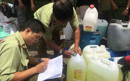 Kiểm soát kinh doanh hóa chất chợ Kim Biên: Kiên quyết và dứt điểm