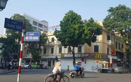 """Mc Donald's sắp tới Hà Nội, chọn """"đất vàng"""" Hàng Bài làm cứ điểm đầu tiên?"""