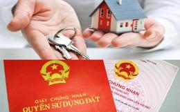 Bộ Tài nguyên và Môi trường ban hành thông tư chính thức tạm dừng ghi tên các thành viên gia đình vào sổ đỏ