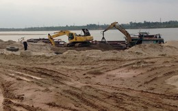 Phó Thủ tướng yêu cầu: Dứt khoát không để giá cát xảy ra đột biến như năm 2017