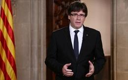 Chịu sức ép lớn, lãnh đạo Catalonia hoãn tuyên bố ly khai