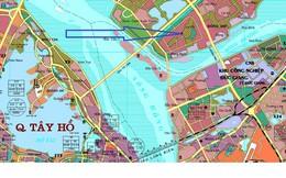 Cuộc đua tham gia đầu tư cầu mới tỷ đô tại Hà Nội của T&T, SunGroup, Him Lam… quỹ đất 836ha đối ứng nằm ở đâu?