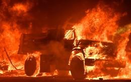 Cháy rừng dữ dội nhất trong lịch sử đe dọa ngành công nghiệp rượu vang 58 tỷ USD của California