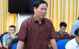Tai biến chạy thận 8 người chết: Đình chỉ giám đốc bệnh viện Hoà Bình