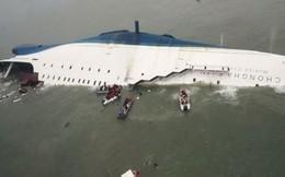 Hàn Quốc sắp trục vớt xác chiếc phà đắm làm hơn 300 người thiệt mạng