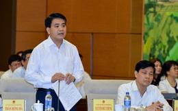 Chậm xử lý nhà 8B Lê Trực: Chủ tịch Hà Nội tiếp tục nhận trách nhiệm