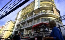 Bên trong chung cư 40 tuổi phải di dời khẩn cấp trên phố Tây Sài Gòn