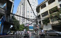 Nguy cơ bùng phát chung cư trong ngõ hẹp tại Hà Nội