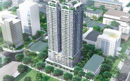 Hà Nội có thêm dự án chung cư cao cấp tại trung tâm quận Cầu Giấy