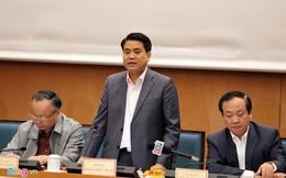 'Ô nhiễm không khí tại Hà Nội đang ở mức báo động đỏ'