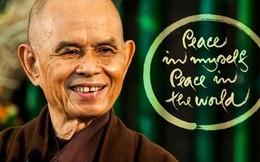 Thiền sư Thích Nhất Hạnh: Nếu thực hành chánh niệm với mong muốn kiếm được thật nhiều tiền, bạn sẽ không bao giờ đạt được mục đích
