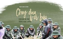 [PHOTO ESSAY] Toàn cảnh Đà Nẵng: Chạy đua với bão chuẩn bị cho khai mạc APEC