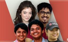 10 thiếu niên châu Á tài giỏi chứng minh tuổi tác không phải rào cản của thành công