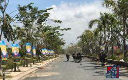 """Thị trường đất nền Sài Gòn đang bị """"làm giá""""?"""