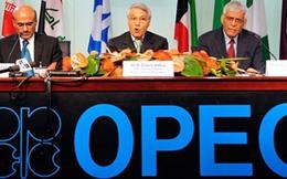 """OPEC mắc kẹt trong tình thế """"tiến thoái lưỡng nan"""""""