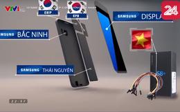Chiếc điện thoại Samsung 'Made in Vietnam': DN Việt chỉ làm nổi vỏ hộp và dây nối, toàn bộ 5 bộ phận cốt lõi đều do FDI làm