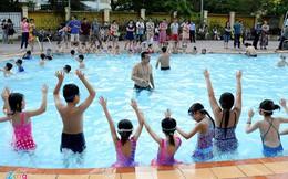 Quận huyện tại TP.HCM phải xây mới tối thiểu 1 hồ bơi mỗi năm