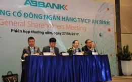 ĐHĐCĐ ABBank: Chi trả cổ tức 3,8% bằng tiền mặt