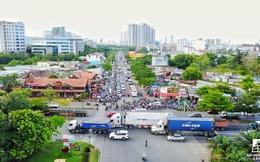 Cửa ngõ khu Nam vào trung tâm Sài Gòn ngột ngạt, TP.HCM gấp rút hoàn thiện, mở rộng nhiều tuyến đường hàng chục nghìn tỷ