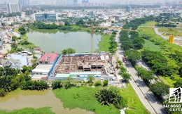 """Diện mạo hạ tầng khu Nam Sài Gòn thay đổi từng ngày: """"Cú hích"""" hút vốn đầu tư cho thị trường địa ốc"""