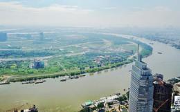 """Cận cảnh tòa nhà cao thứ 4 Việt Nam trên """"đất vàng"""" Sài Gòn vừa bị phát hiện nhiều sai phạm"""