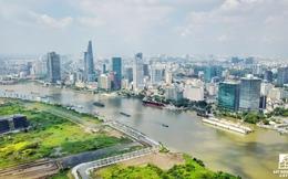 Chiêm ngưỡng các siêu dự án cao ốc dọc 2 bên bờ sông Sài Gòn