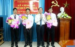 Bổ nhiệm nhiều nhân sự mới ở Đồng Nai
