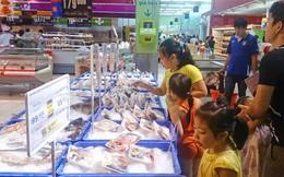 Giá thực phẩm tươi sống giảm do cung thừa, cầu thấp