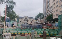 Bên trong nhà ga metro dưới lòng đất đầu tiên ở Sài Gòn có gì đặc biệt?