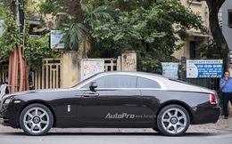 Hà Nội: Bắt gặp Rolls-Royce Wraith xuống phố