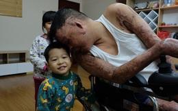 Cái tết đầu tiên sau gần 1.000 ngày đêm của chiến sĩ sống sót duy nhất vụ rơi trực thăng ở Hòa Lạc